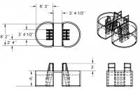 Tank CAD sketch