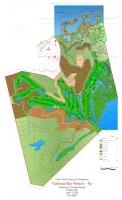 Map of Natewa Bay Resort in Fiji